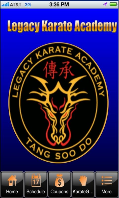Legacy Karate Academy- screenshot