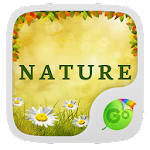 Nature GO Keyboard Theme 3.87 Apk