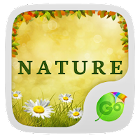 Nature GO Keyboard Theme 1.85.5.82