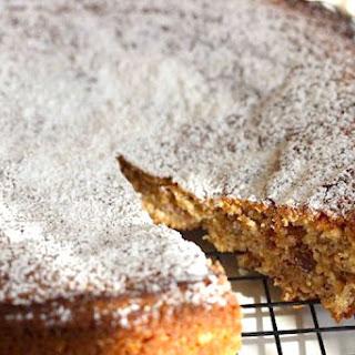 Hazelnut Cake Inspired by Piedmont