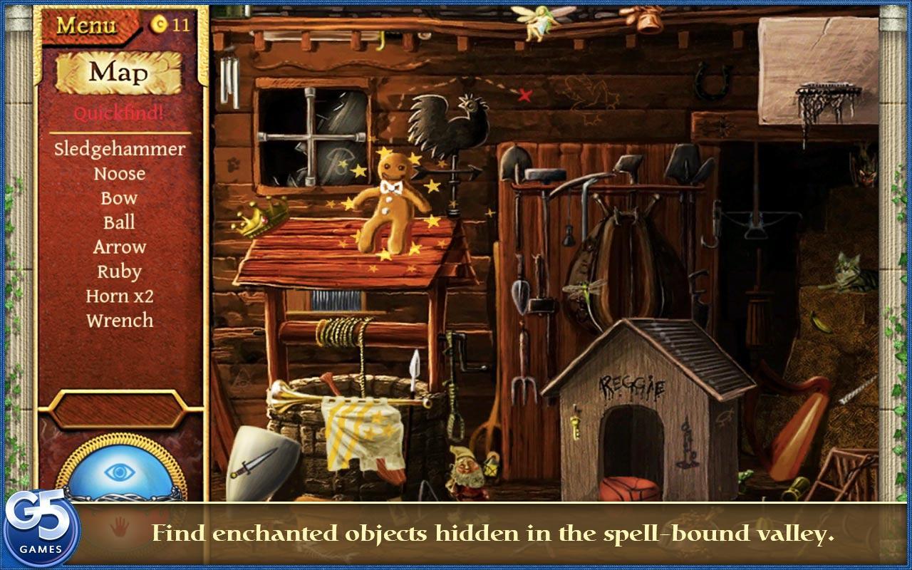 Magician's Handbook - screenshot