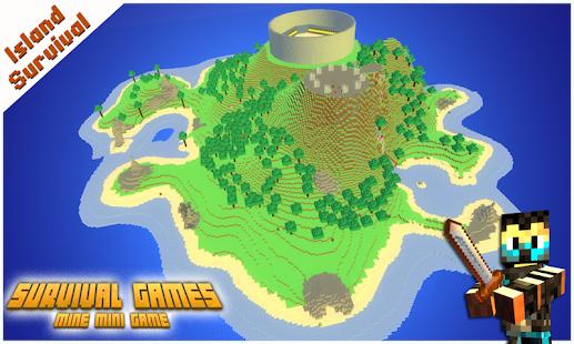 8 Survival Games App screenshot
