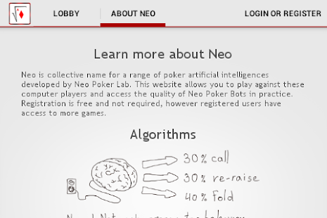 Neo Poker Bot- screenshot thumbnail