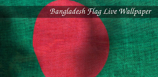 3d Bangladesh Flag Live Wallpaper