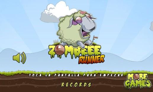 Zombeee Runner