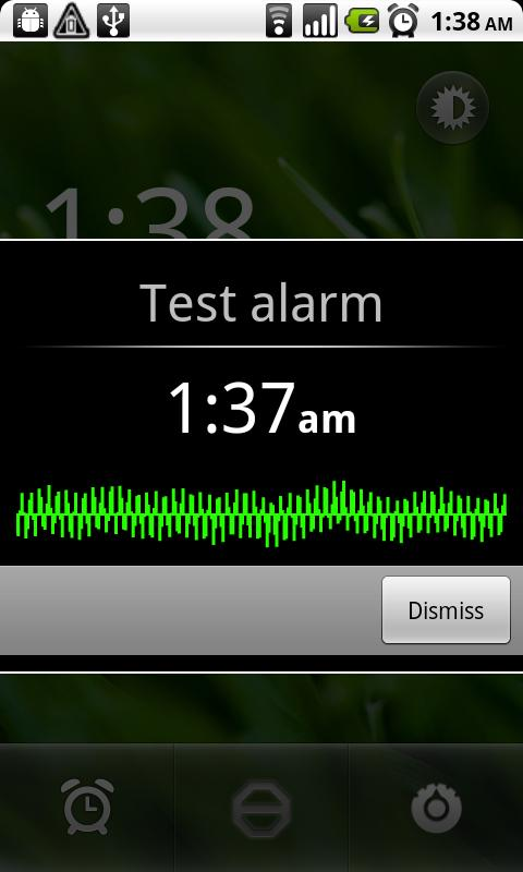Smarter Alarm Free - screenshot