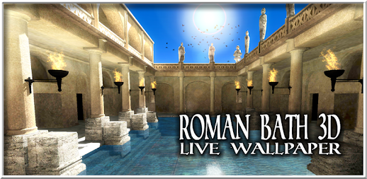 Roman Bath 3D Live Wallpaper APK