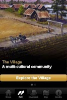Screenshot of Fort Vancouver Mobile