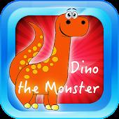 Dino The Monster Platform Run