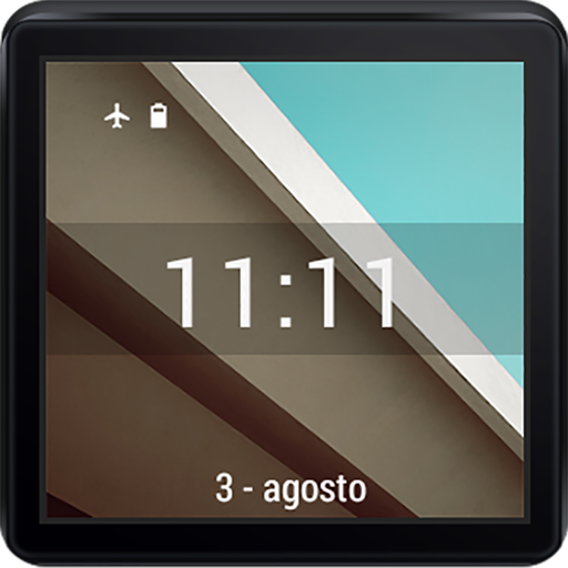 L theme for Android Wear
