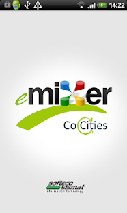e-miXer Co-Cities - screenshot thumbnail