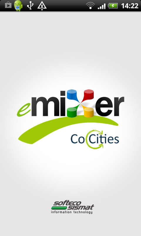 e-miXer Co-Cities - screenshot