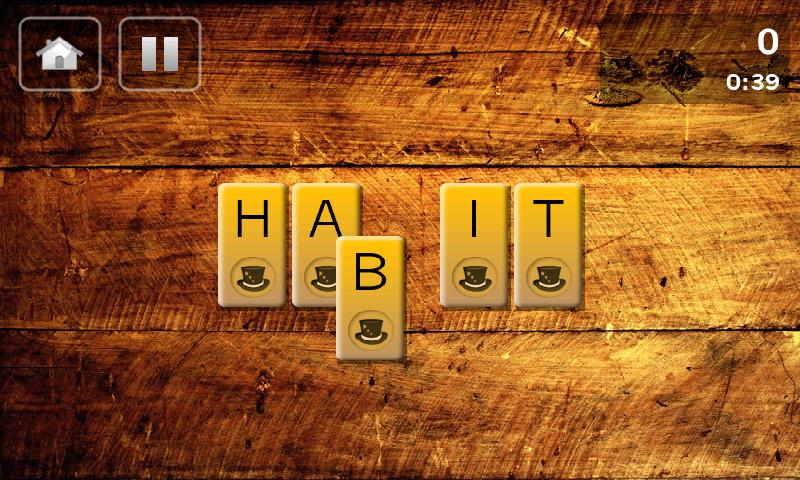 Word Game / Word Juggler - screenshot