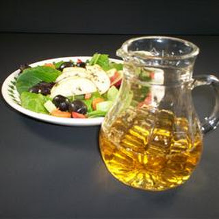 Oil-Free Apple Herb Salad Dressing