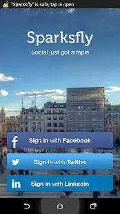 Sparksfly - Simplify Social