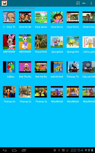 Kids Video Player For YouTube