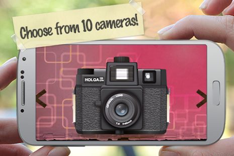 Lomo Camera - screenshot thumbnail