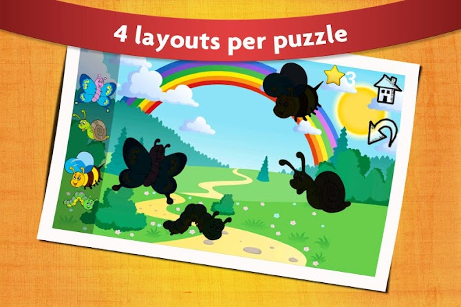 Peg Puzzle 2 Toddler Shape Puzzles (Full Version) Android 12