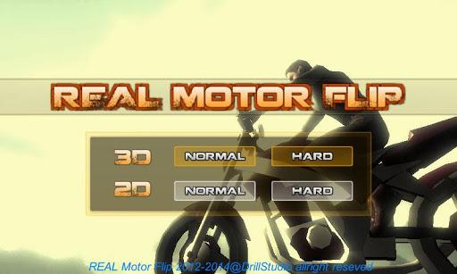 【免費賽車遊戲App】真实摩托翻滚-APP點子