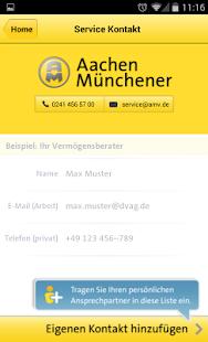 AachenMünchener Service- screenshot thumbnail
