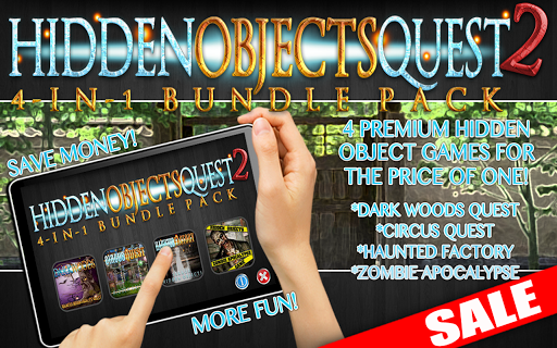 Haunt Hidden Object Quest 4-1