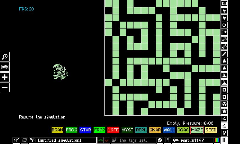 The Powder Toy - screenshot