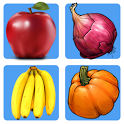 Kids Fruit Memory Game icon