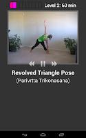 Screenshot of Simply Yoga