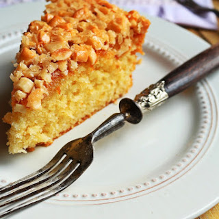 Almond Cake {Tosca Torta}