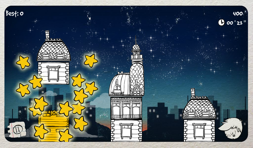 Luke at the Stars Free Demo - screenshot