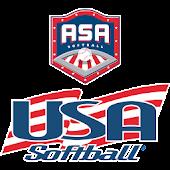 ASA/USA Softball Homeplate