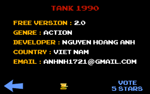 Tank (Battle City) - screenshot thumbnail