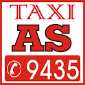 Taxi As Bucharest logo