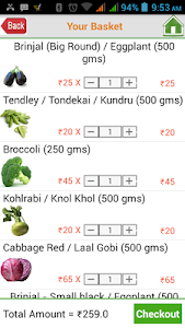 Vegwala.com screenshot 5