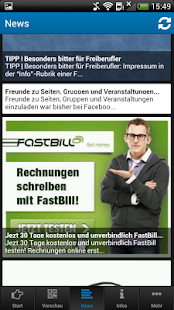 ErfolgsApp - screenshot thumbnail