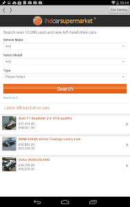 LHD Car Supermarket screenshot 6