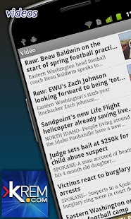 KREM 2 News - screenshot thumbnail