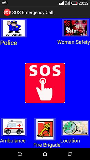 SOS EMERGENCY CALL