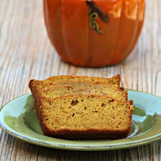 Old Fashion Pumpkin Bread.