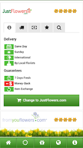 Flower Delivery screenshot 2