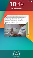 Screenshot of LockerPro Free (Legacy)