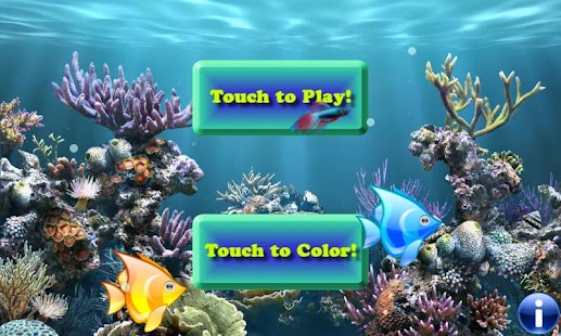 Fishes for toddlers FREE - screenshot thumbnail