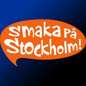Smaka på Stockholm