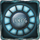 Circle Battery Widget icon