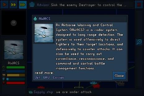 NavyStrat- screenshot thumbnail