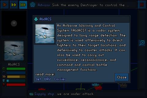 NavyStrat- screenshot