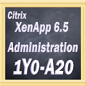 Citrix CCA 1Y0-A20