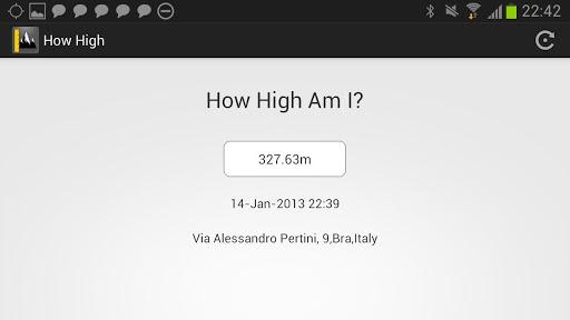 How High Am I