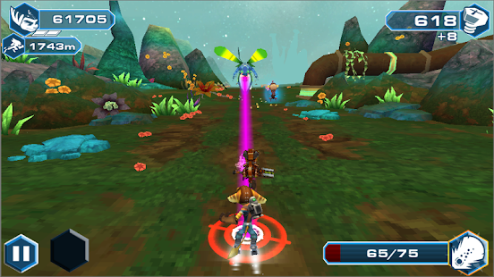 Ratchet and  Clank: BTN- screenshot thumbnail