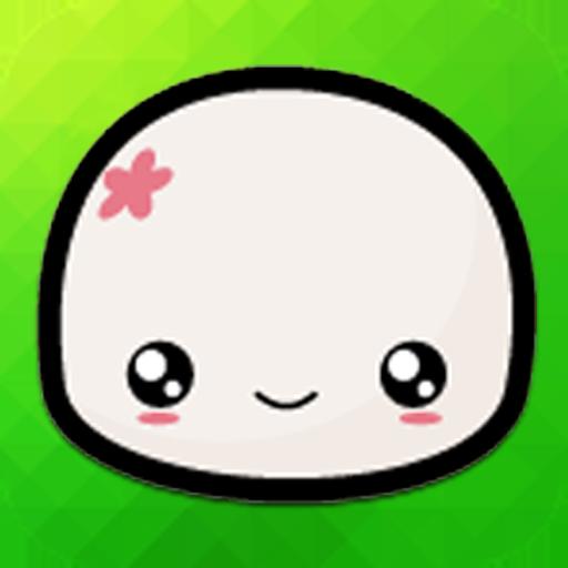 通讯のメッセージング用ステッカー - 絵文字 sticker LOGO-記事Game